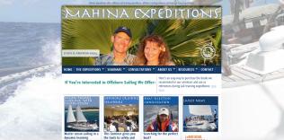 Mahina Expeditions--Ocean Sailing Training